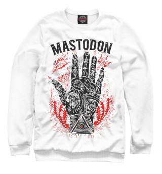 Одежда с принтом Mastodon (582228)