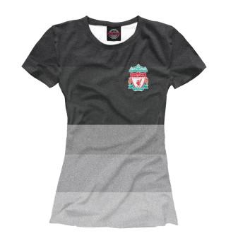 Футболка женская Ливерпуль (9765)