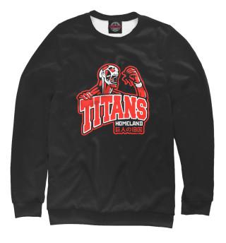 Одежда с принтом Атака титанов (274570)
