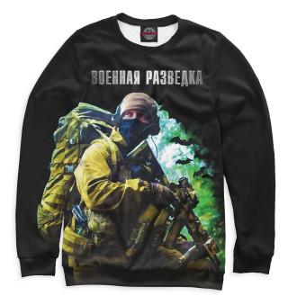 Одежда с принтом Военная разведка
