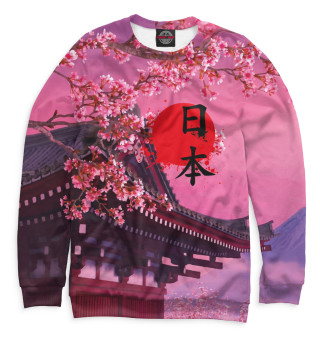 Одежда с принтом Япония (682911)