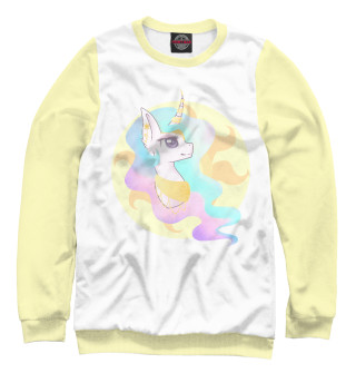 Одежда с принтом Пони