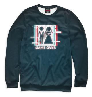 Одежда с принтом Game Over (275782)