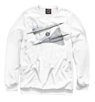 Одежда с принтом Самолет ТУ-144 (785174)