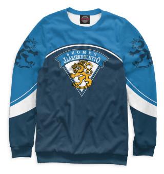 Одежда с принтом Сборная Финляндии (790831)