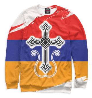 Одежда с принтом Армения