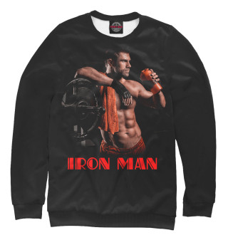 Одежда с принтом Железный мужчина