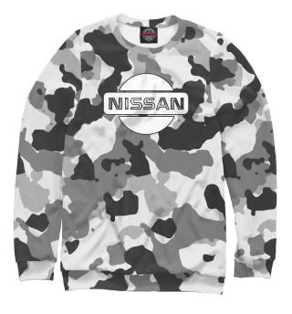 Одежда с принтом Nissan (594374)
