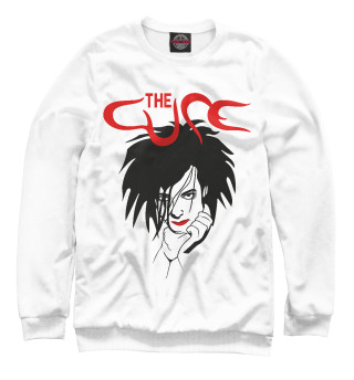 Одежда с принтом The Cure (208536)