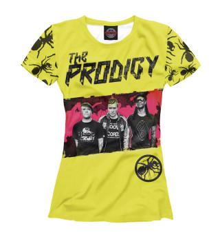 Футболка женская The Prodigy (8822)
