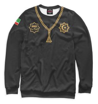 Одежда с принтом Чечня Ахмат