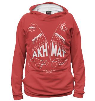 Худи женское Akhmat - Fight Club (6706)