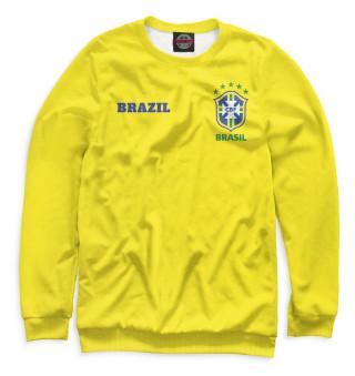 Одежда с принтом Сборная Бразилии (941900)