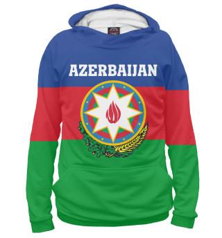 Худи мужское Azerbaijan