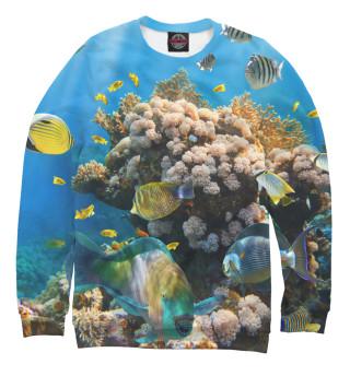 Одежда с принтом Золотые рыбки