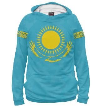 Худи женское Казахстан (5064)