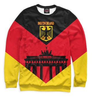 Одежда с принтом Берлин (240782)