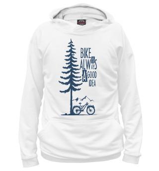 Худи женское Bike (3688)