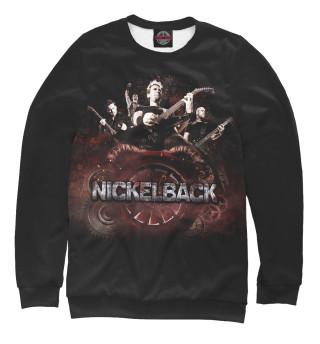 Одежда с принтом Nickelback (893731)