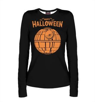 Лонгслив  женский Halloween (5709)