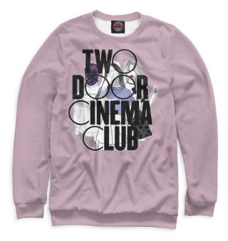 Одежда с принтом Two Door Cinema Club (857414)