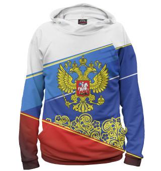 Худи женское Сборная России (92)