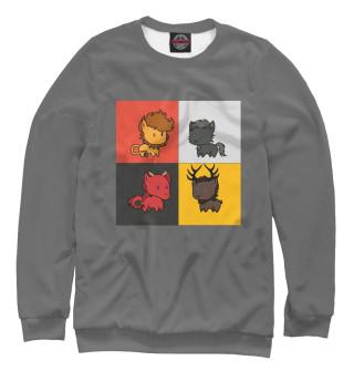 Одежда с принтом Игра престолов (771221)