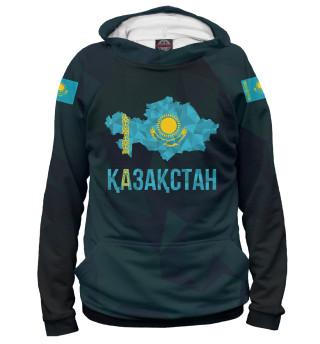 Худи женское Kazakhstan (9745)