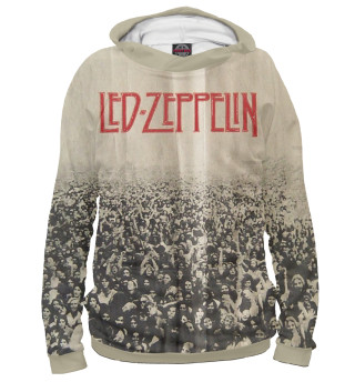 Худи женское Led Zeppelin (5109)
