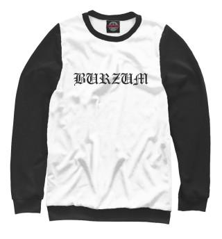 Одежда с принтом Burzum (482566)