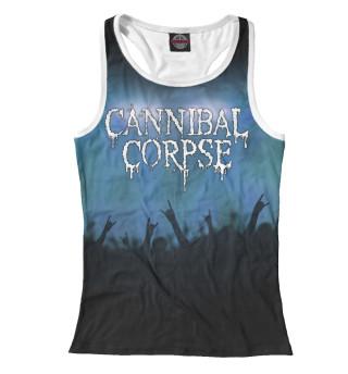 Майка борцовка женская Cannibal Corpse (556)