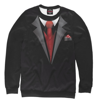 Одежда с принтом Смокинг (305851)