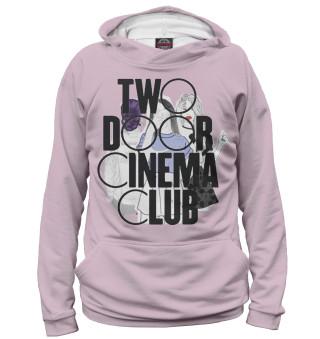 Худи женское Two Door Cinema Club (5315)