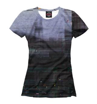 Футболка женская Nine Inch Nails (3528)