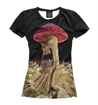 Футболка женская Infected Mushroom