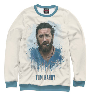Одежда с принтом Том Харди (582326)