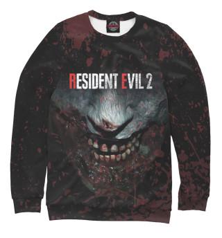 Одежда с принтом Resident Evil 2 Remake