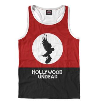 Майка борцовка мужская Hollywood Undead (1183)