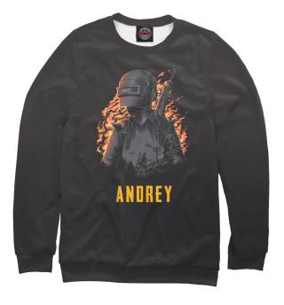 Одежда с принтом PUBG - Andrey