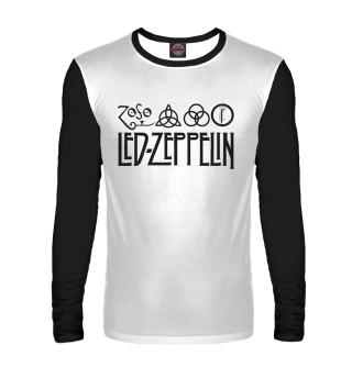 Лонгслив  мужской Led Zeppelin (8936)