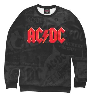 Одежда с принтом AC/DC (178625)