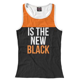 Майка борцовка женская Orange Is the New Black (9229)