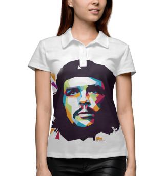 Поло женское Che Guevara