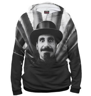 Худи мужское Серж Танкян