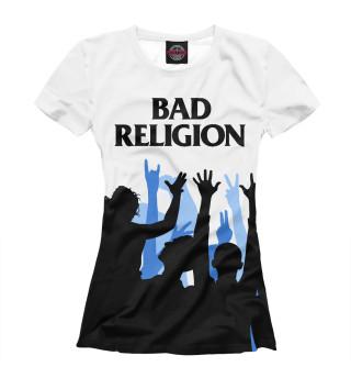 Футболка женская Bad Religion