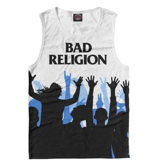 Майка мужская Bad Religion (7753)