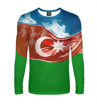 Лонгслив  мужской Азербайджан (3936)