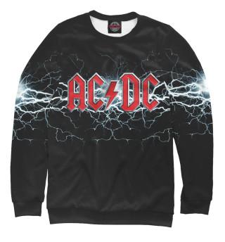 Одежда с принтом AC/DC Молнии