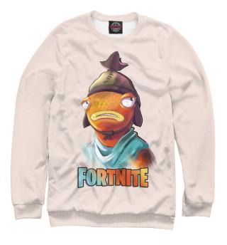 Одежда с принтом Карась Fortnite