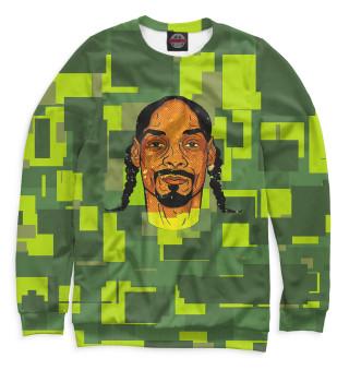 Одежда с принтом Snoop Dogg (856026)